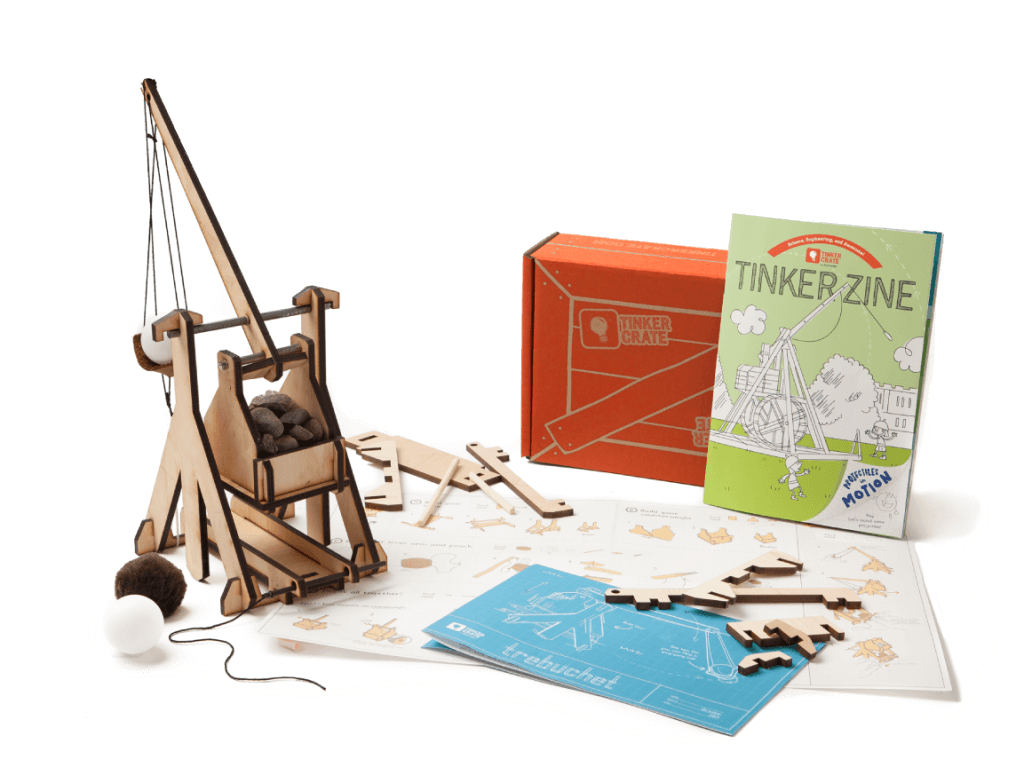Tinker Crate Review Coupon Sketch Machine Hello Subscription