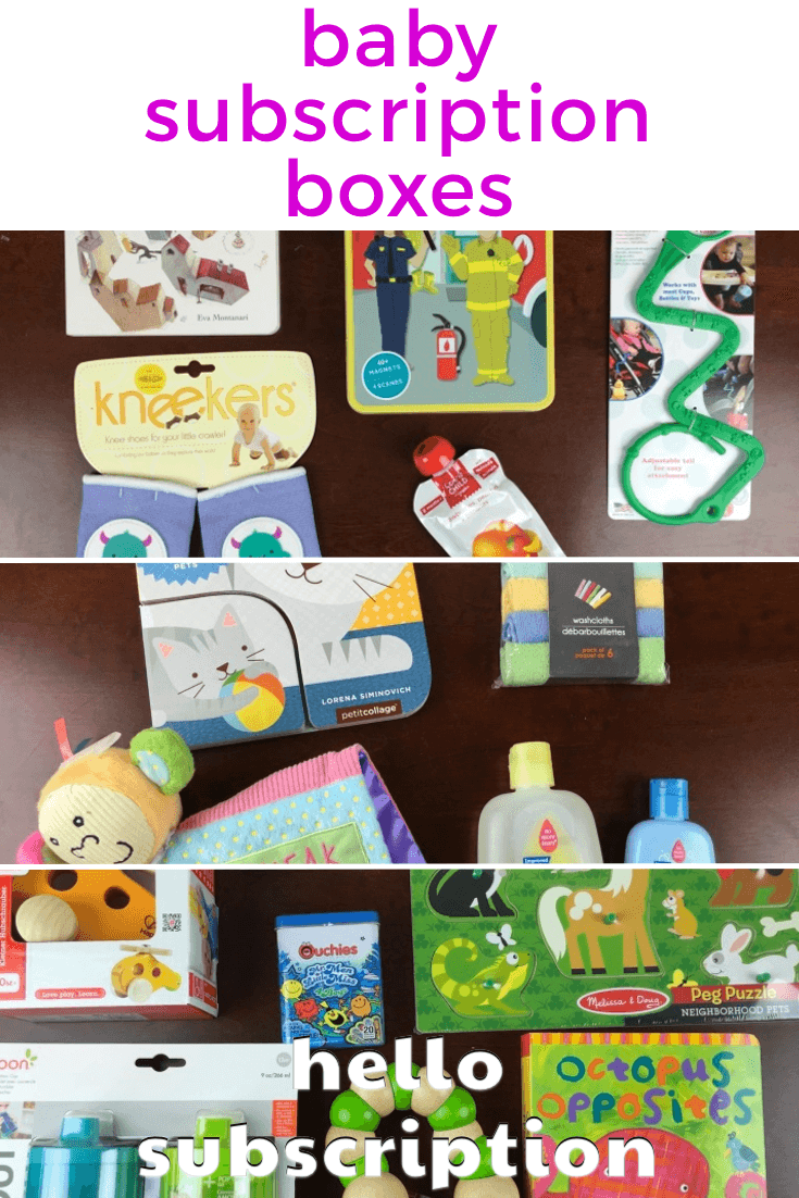 baby subscription boxes