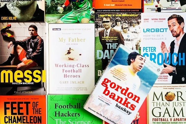 Monthly Football Book Club Soccer Subscription Box for Sports Fans